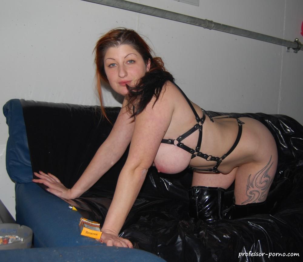 Leder porno