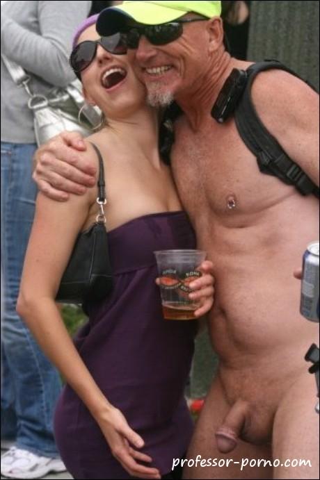 Mann Frau Bekleideter Nackte Category:Clothed male,