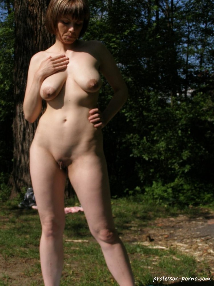 Nackt Im Wald Porno