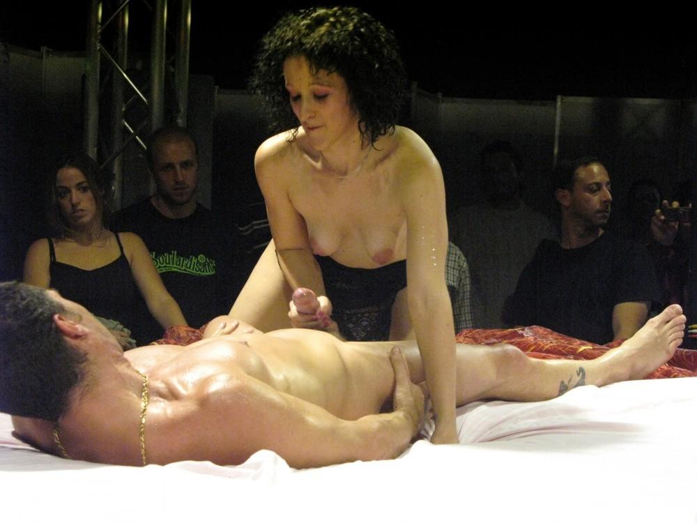 Sex Bühne